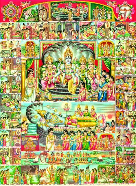 Sri Andal Thiruppavai Vaibhavam