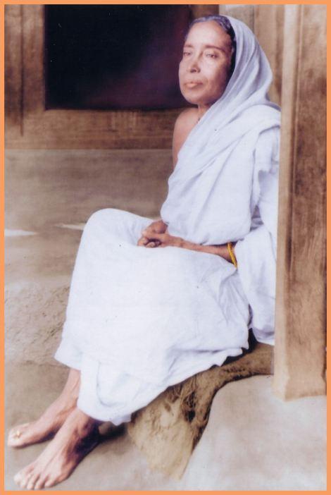 Holy Mother Sarada Devi